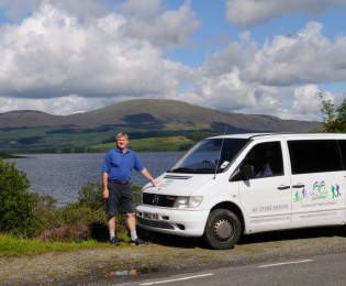 A change with Galloway Holidays!