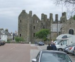 Day 1 - Castle Douglas - Dundrennan - to Kirkcudbright - 22 miles.