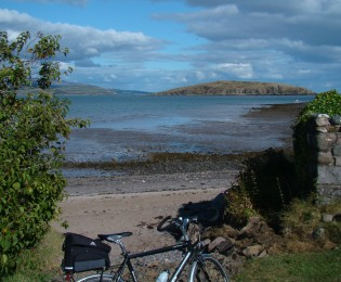 Day 2 - Scottish Riviera to Balcary Bay