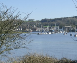 Day 3 Balcary Bay to Kirkcudbright