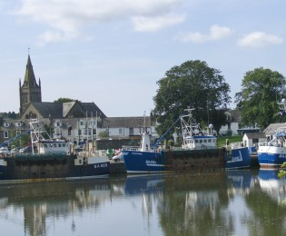 Day 4 - A relaxing day in and around Kirkcudbright