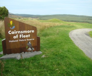 An extra day option to Cairnsmore of Fleet Nature Reserve with Biosphere and Dark Sky Park - 5A
