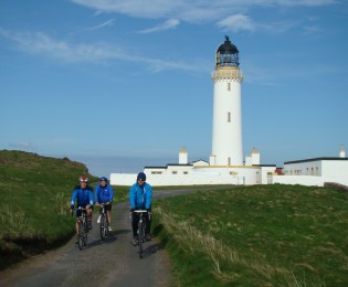 Day 5 'Sandhead to Portpatrick via the Mull of Galloway' from 35 miles.