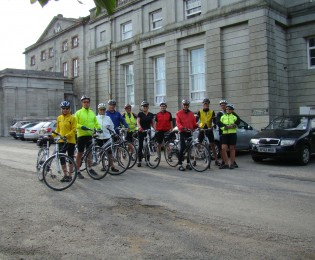 Day 3 - Gatehouse to Kirkcudbright - from 16 miles