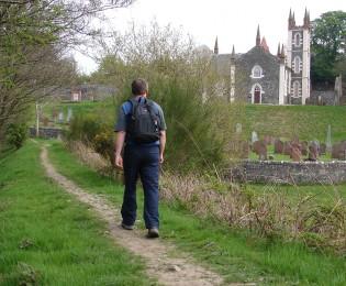 Dalry to New Galloway – around 7 miles