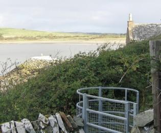 Brighouse Bay to Kirkcudbright – around 10 miles.