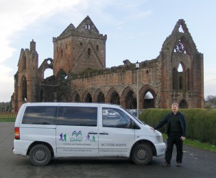 Day 1 - Dumfries and New Abbey