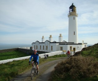 Day 5 - Portpatrick to the Mull of Galloway and back to Drummore