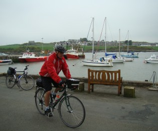 Day 6 - Drummore to Isle of Whithorn