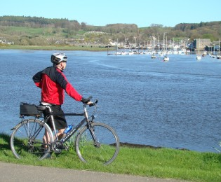 Day 8 - Kirkcudbright to Carsethorn