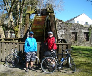 Day 4 - Gatehouse of Fleet Circuit – from 33 miles.