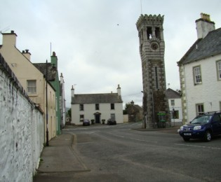Day 3 – Gatehouse of Fleet and Kirkcudbright Circuit - 45 miles full distance.