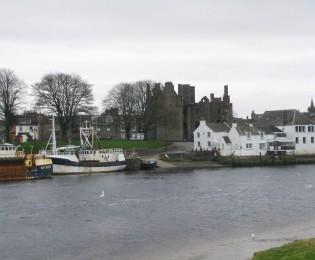 Day 2 - Gatehouse of Fleet, Carrick coastline and Kirkcudbright