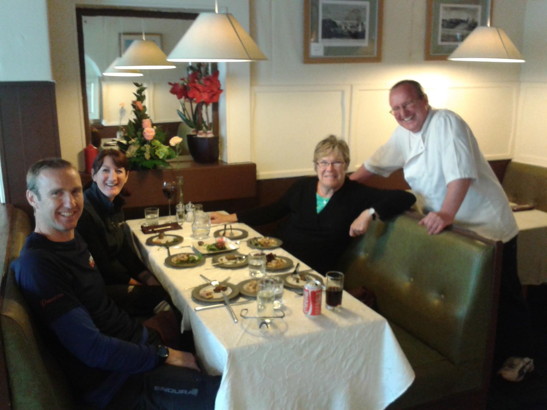 Dundrennan Tea Room